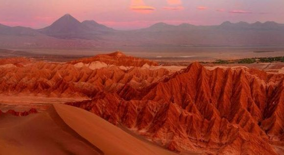 South America Tour Highlights: The Atacama Desert