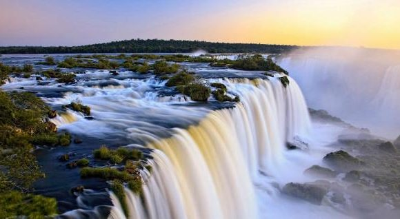 South America Tour Highlights: Iguazu Falls