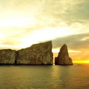 South America – West Side – with Galapagos Islands