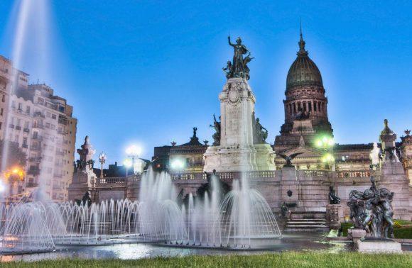 Rio – Iguassu – Buenos Aires