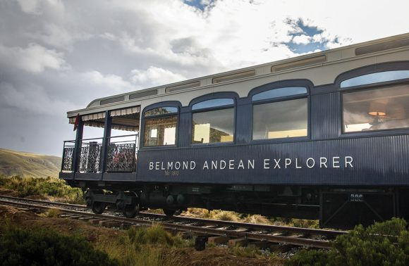 Belmond Andean Explorer Train – Cusco to Arequipa