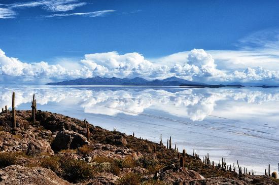 La Paz & Uyuni Salt Flats Tour