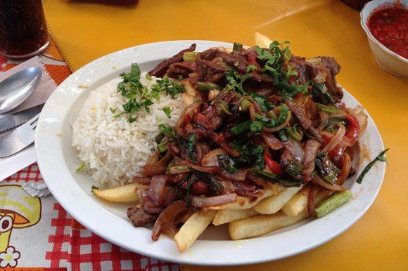Culinary Adventures in Peru