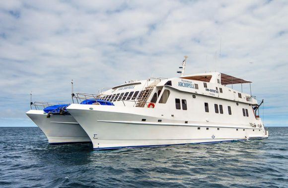 Archipel I – Western Galapagos Islands