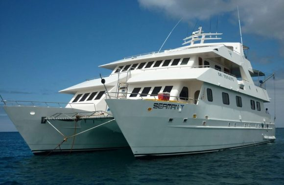 Seaman Journey – Central & Western Galapagos Islands