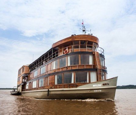 Delfin II – Amazon Cruise – Peru