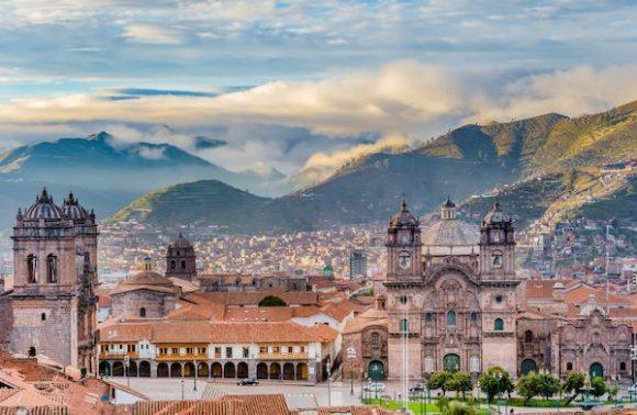Wonders of Brazil & Peru