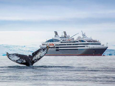 Le Boreal – Christmas In Antarctica